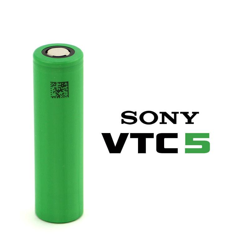Sony vtc5 akku